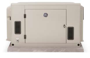 GE 12kW, 15kW and 20kW Generators